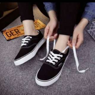 vans inspired shoes