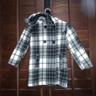 5-6Y girls winter coat