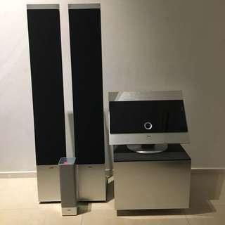 Loewe Reference Speaker system