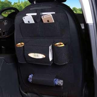 全新多功能大容量汽車置物袋/ 椅背掛袋 (單個)
