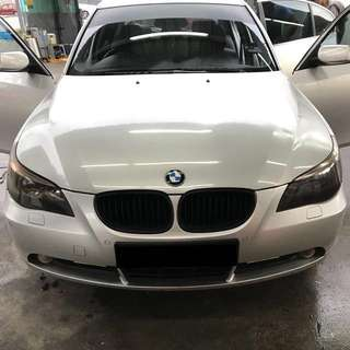 BMW E60 525i for rent