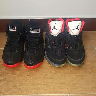 Jordan Bundle - Size 10us - Jordan Enthusiast