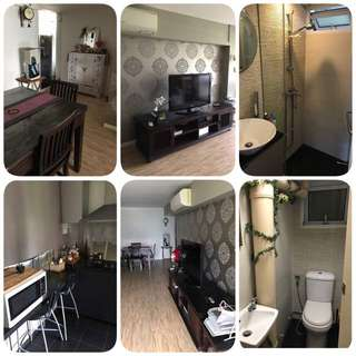 Beautiful renovated central Hdb
