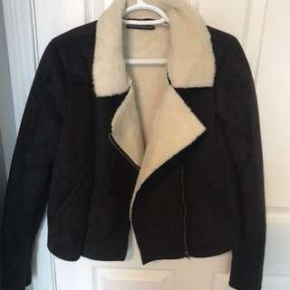 brandy Melville winter jacket