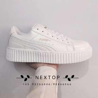(PO) Puma Fenty Rihanna Platform Shoes