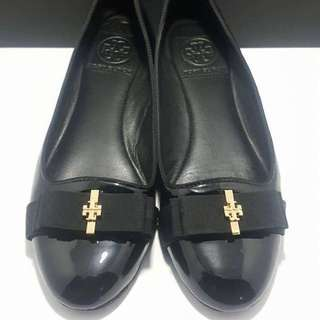 Authentic Tory Burch Trudy Bow Flats
