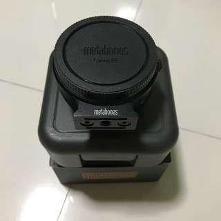 Metabones IV Canon EF to Sony E