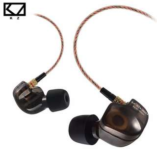 Knowledge Zenith (KZ) ATE Chi-Fi IEM Earphone