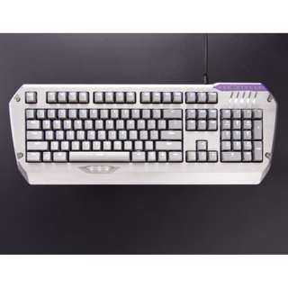 Brand New Sealed Tesoro Cherry MX Blue Gaming mechanical keyboard with backlight