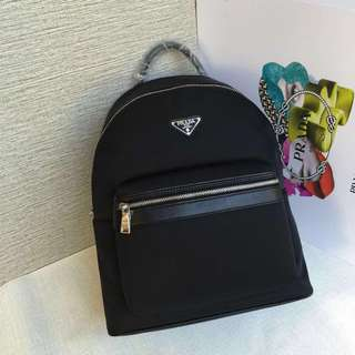 Prada nylon backpack replica
