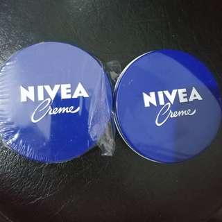 Nivea Creme 2pcs