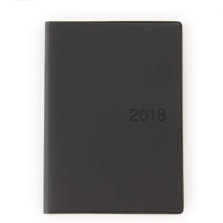 Muji Monthly/Weekly 2018 Planner (Starts from Dec 2017)