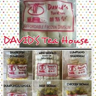 Davids tea house dimsum