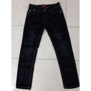 Jeans for aged 6 to 9years