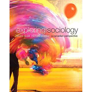 Exploring Sociology: A Canadian Perspective, 3rd Edition