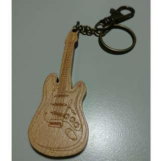 電吉他 鑰匙圈