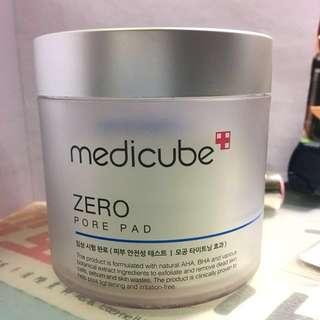 Medicube Zero Pore Pad 毛孔角質清潔棉 👃🏻