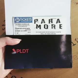 Paramore Tour Four Manila
