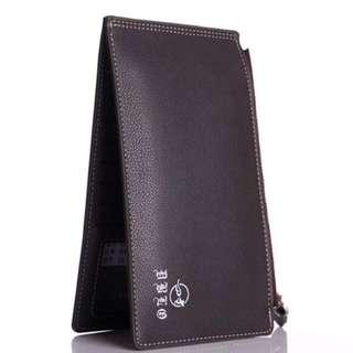 Long wallet / card holder