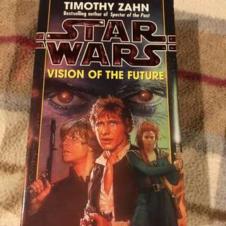 Star Wars Vision of the Future - paperback