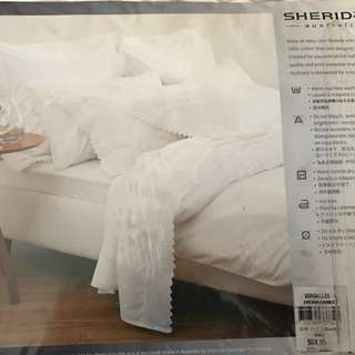 Sheridan Quilt Cover And Accessories