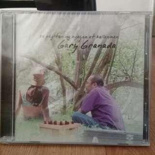 *sealed* Gary Granada - Sa Pagitan ng Ngayon at Kailanman OPM CD