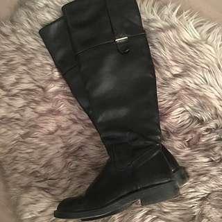 REDUCED ZARA Knee High Boots