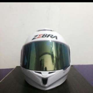 ZEBRA HELMET BOUGHT FOR 1500 SELLING FOR 1k
