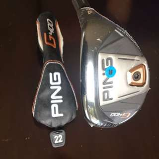 Ping G400 Driver Right Hand