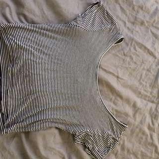 Striped crop - 12