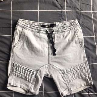 Low down factorie shorts