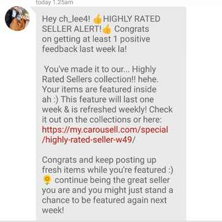 Highly recommended seller