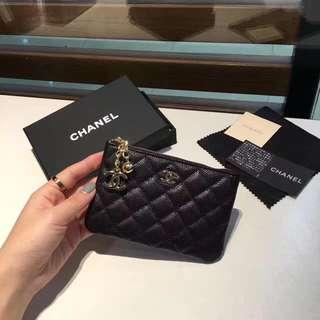 Chanel 錢包