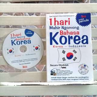 Belajar Bahasa Korea secara Otodidak