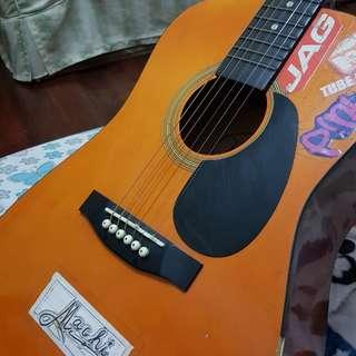 Acoustic Guitar (RJ AG-25YL)