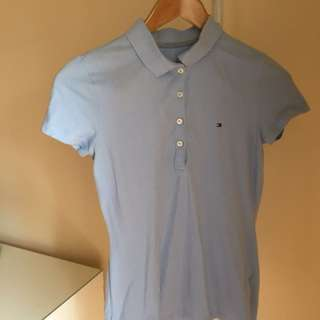 Tommy Hilfiger Blue Polo