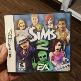The Sims 2 Cartridge for sale Self collect