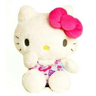 Hello Kitty 毛公仔(Meet KT' s World)