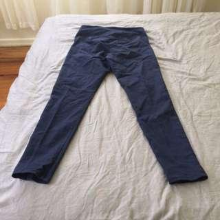 H&M Navy Dress Pants-12