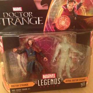 Marvel figures set