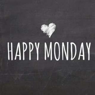 Monday mood!