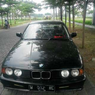 BMW 520i E34 1990 Injection