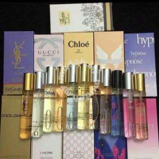 20ml perfumes clearance sale!!