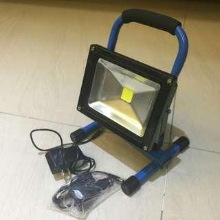 腳架照明燈手提工作燈LED照明燈