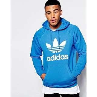 🚚 Adidas originals 帽T 刷毛