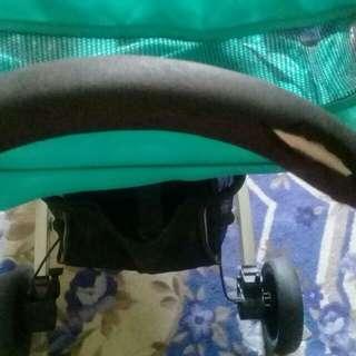 Scr8 baby stroller