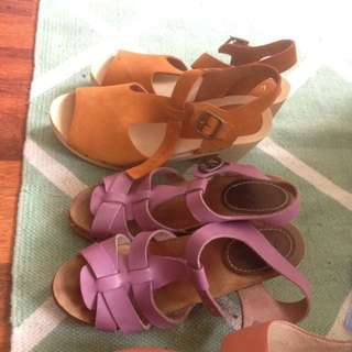 LOOKING FOR: Gorman style clogs size 37