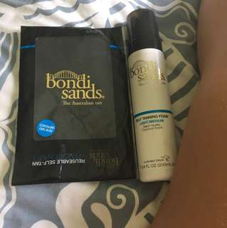 BONDI SAND FAKE TAN MEDIUM