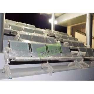 Chrome Gang Chairs :) KHOMI--