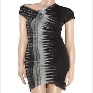 Helmut Lang Frequency Modal Dress (Medium)